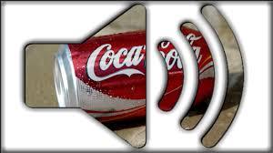coca cola halloween horror nights drinking coke sound effect long burp youtube