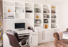 Home Office Built In Furniture Sweet Ideas Built In Office Furniture U Crafts Home Built