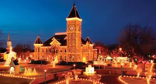 fayetteville square christmas lights saline county celebration of lights nov 22 jan 1 little rock family