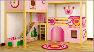 cute girls beds bedroom kids bed set bunk beds with stairs cool for girls slide