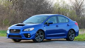 blue subaru hatchback 2016 subaru wrx review a hatchback away from turbocharged nirvana