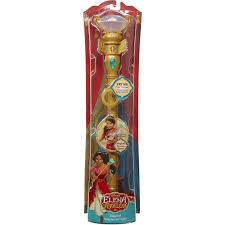 disney princess avalor magical scepter light walmart com