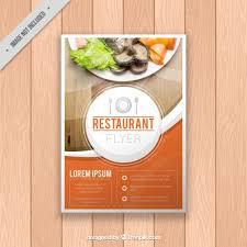 restaurant brochure templates 50 free restaurant menu templates