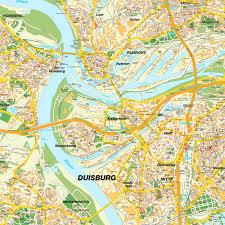 Map Com Stadtplan Duisburg Nrw Deutschland Maps Karte Und Routenplaner