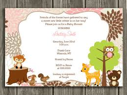 woodland baby shower invitations woodland baby shower invitations marialonghi
