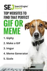 Best Websites For Memes - top 16 websites for finding perfect gifs and memes sej