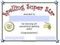 award certificates from super teacher worksheets perfect for the