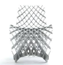 Alu Chair Design Ideas Joris Laarman Lab 3d Printed Aluminium Chair Sit Pinterest