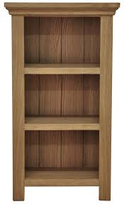 Narrow Bookcases Uk Bookcases Weston Oak Small Narrow Bookcaseweston Oak Small