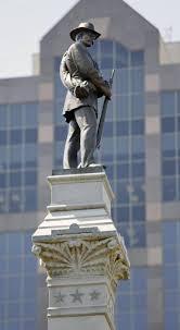 Black Flag Statue Puzzle Commemorating North Carolina U0027s Anti Confederate Heritage Too