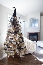 the 25 best halloween tree decorations ideas on pinterest