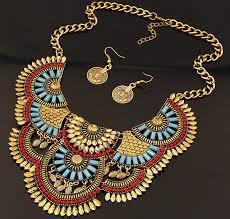 bib necklace aliexpress images Online shop kymyad fashion african jewelry set statement fine jpg