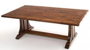 trestle base dining table barnwood dining rustic dining tables reclaimed barn wood table