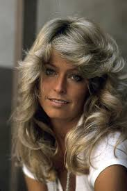 farrah fawcett hair color hair colar and cut style
