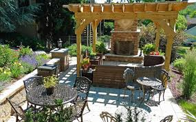Backyard Fireplaces Ideas Backyard Fireplace Pergola Cpmpublishingcom
