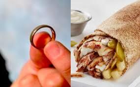 arab wrap this arab woman is divorcing husband because of a shawarma wrap