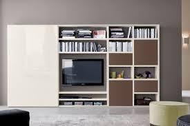libreria tv libreria con anta scorrevole 557 napol arredamenti