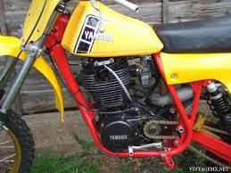 vintage motocross gear 1979 pls yamaha yz500 bike showcase vintagemx net vintagemx net