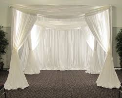 wedding arches square aliexpress buy white color square canopy pipe and drape