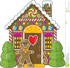 gingerbread house clipart clipartxtras