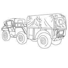 truck coloring pages videos kids free games