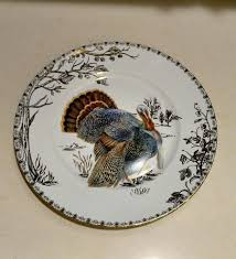 thanksgiving plates ebay