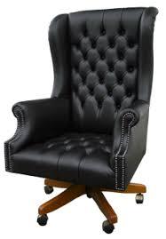 fauteuil bureau fauteuils chesterfield de bureau