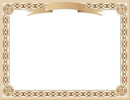 62 best award certificates images on pinterest award