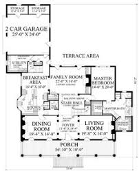 Luxury House Designs And Floor Plans Second Floor Plan Of European Hillside Luxury House Plan 72163