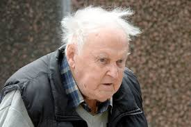 old man 95 year old man whose wife repeatedly begged him to kill her