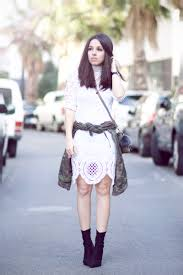 robe de mariã e montpellier mode le petit monde de julie bomber mango robe kaki new