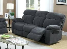 Pulaski Sectional Sofa Grey Fabric Reclining Sofa Sectional With Drop Table Pulaski