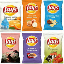 Lays Chips Meme - terrible chip flavours imgur