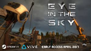 eye in the sky is a co op escape the room puzzle game vr the gamers