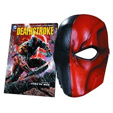 Dc Comics Deathstroke Collector U0027s Edition Graphic