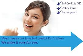 bad credit personal loans reduce your debt apply today