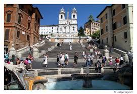 spanische treppe in rom rom trevi brunnen spanische treppe santa maggiore monte