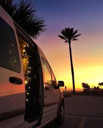 When The Lights Go On How To Make A Cozy Woodless Led Spangled Ceiling U2014 Tiny Van Travels