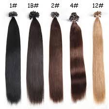 bonded hair extensions nadula cheap pre bonded u tip keratin fusion hair extensions