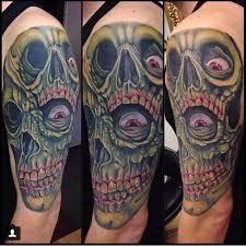 10 best tattoos by paula lainé the white trash tattoo company