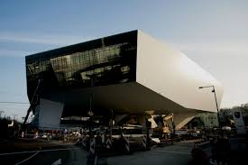 delugan meissl porsche museum autoprova the web car test journal for connoisseurs de web