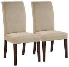 Parsons Armchair Chairs Outstanding Microfiber Chairs Microfiber Chairs Chairs