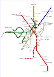 Boston Logan Airport Map File Boston T Png Wikimedia Commons