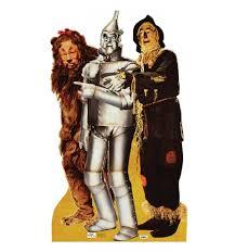 lion costume wizard of oz amazon com lion tinman u0026 scarecrow the wizard of oz 75th