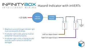 wiring hazard indicator u2022 infinitybox