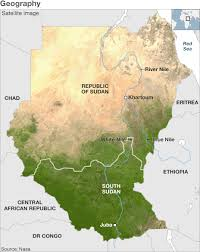 africa map khartoum news sudan a country divided