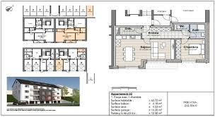 surface chambre appartement en vente harlange 62 72 m 262 336 athome
