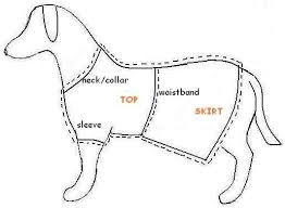 shirt pattern for dog 21 best dogs images on pinterest dog clothing pet clothes and boy