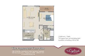 floor plans the legends at whitney town center senior apartments