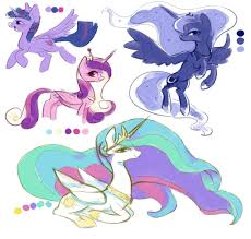 mlp princess sketch dump by staticdragon1 on deviantart